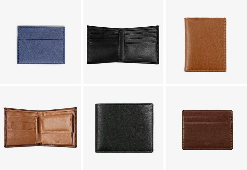 Will's Vegan Leather Wallets for Men