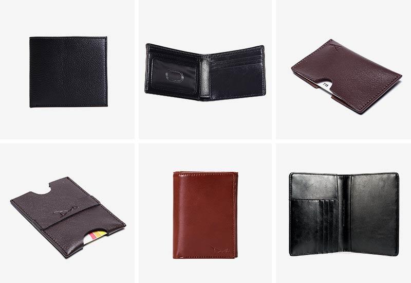 Doshi Men's Vegan Leather Wallets