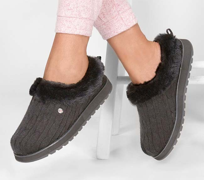 Knitted Vegan Slippers