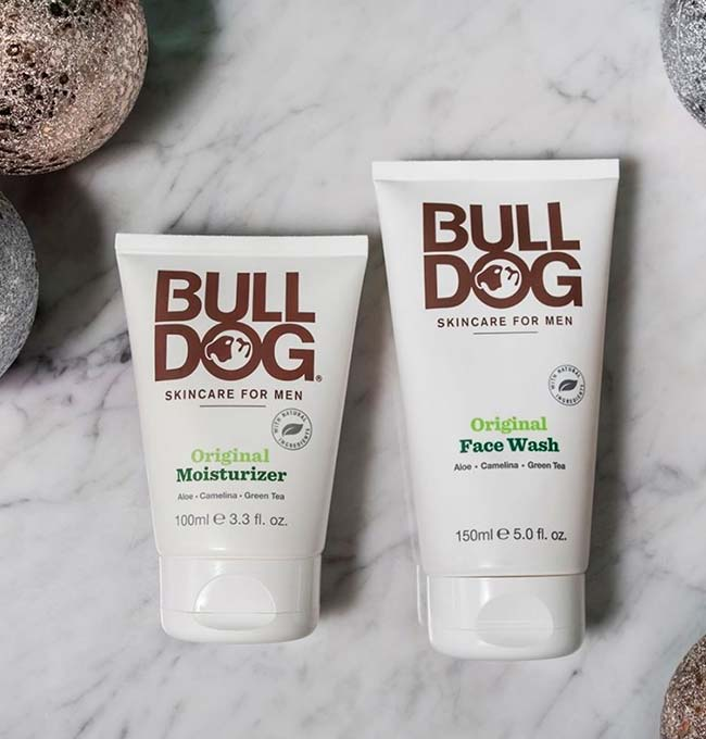 Bulldog Men's Vegan Skincare