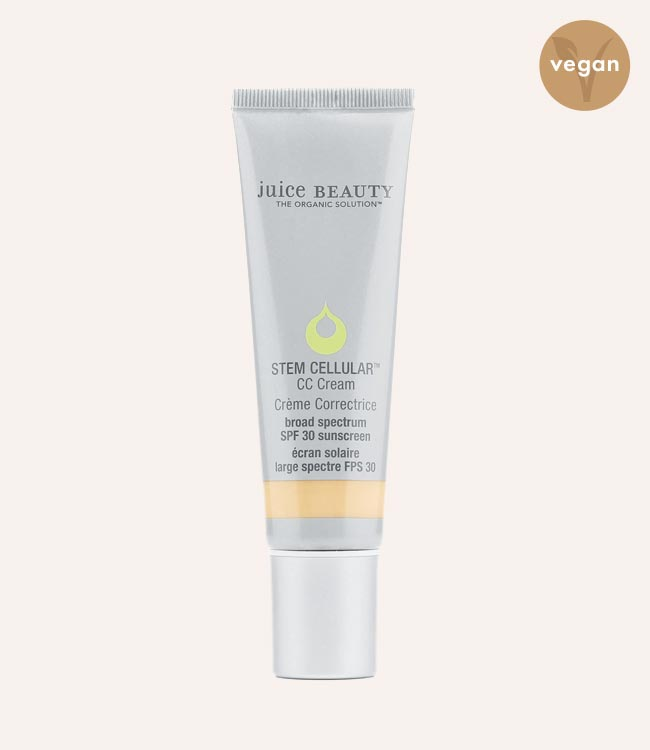 Best Organic Vegan CC Cream!