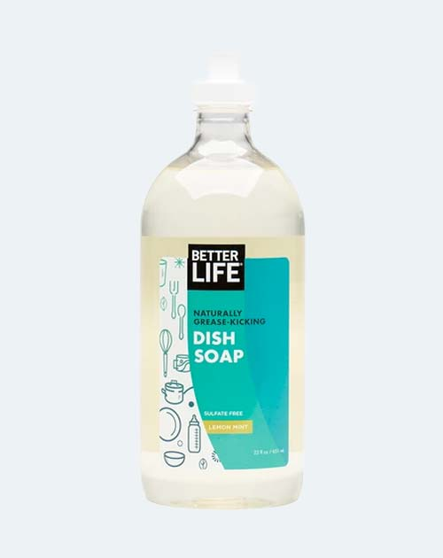 Better Life Vegan Dish Soap