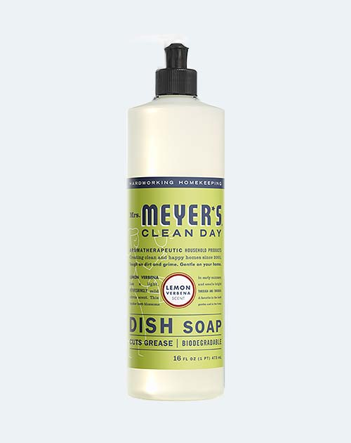 Mrs. Meyer's Vegan Dishwashing Soap