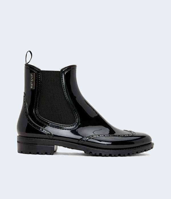 Vegan Chelsea Waterproof Boot by Matt & Nat