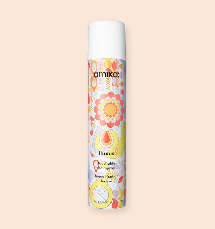 amika touchable cruelty-free hairspray