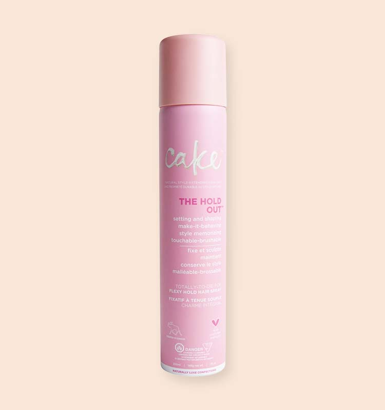 Cake The Hold Out Vegan Hairspray