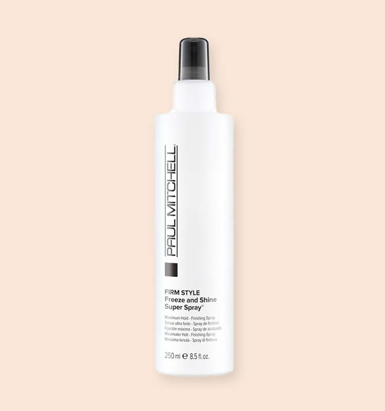Paul Mitchell Freeze & Shine Super Spray - Cruelty-Free & Vegan