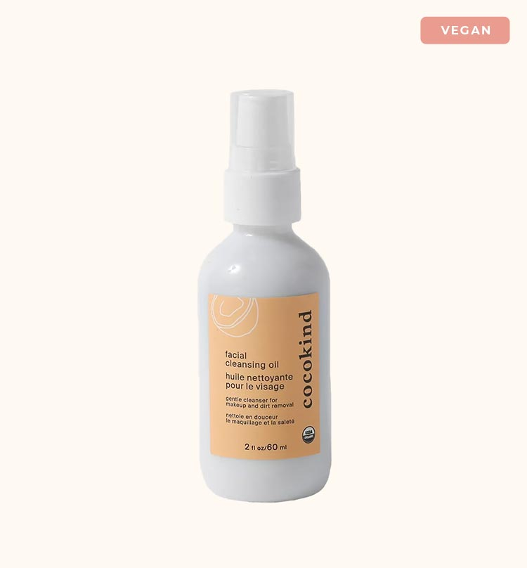 Best Drugstore Cruelty-Free Cleansing Oil!