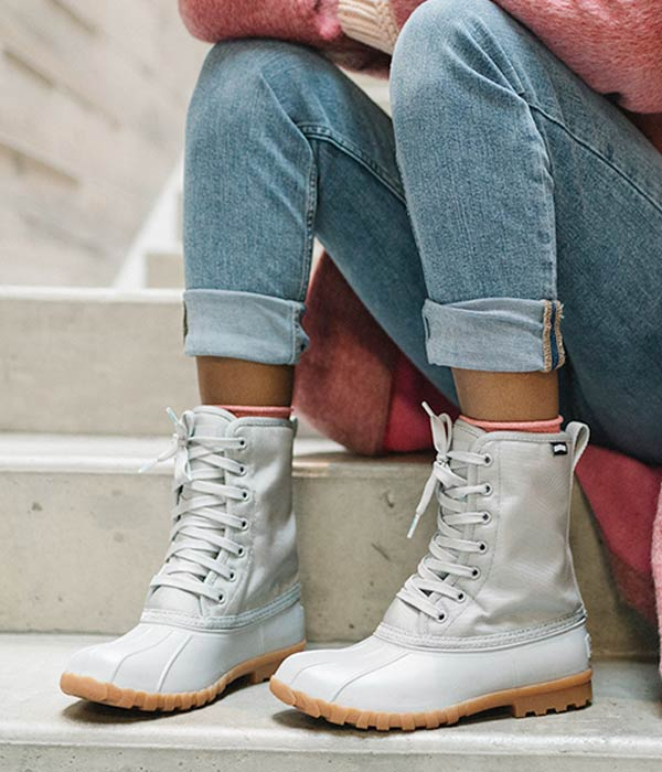 Light Vegan Waterproof Boots by Native