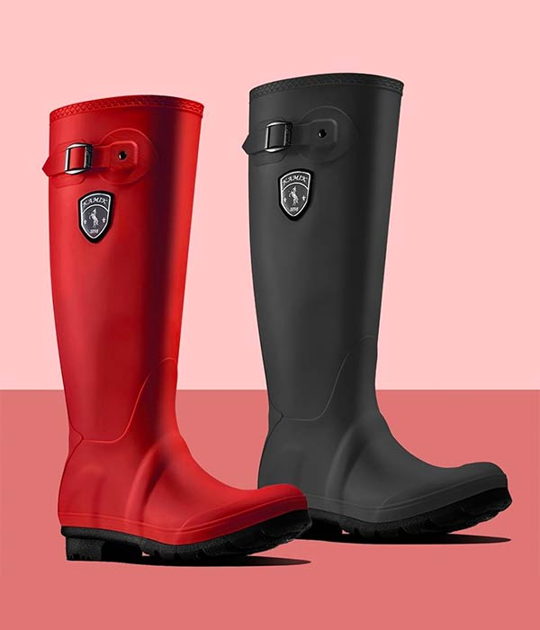 Recyclable Waterproof Rain Boots by Kamik