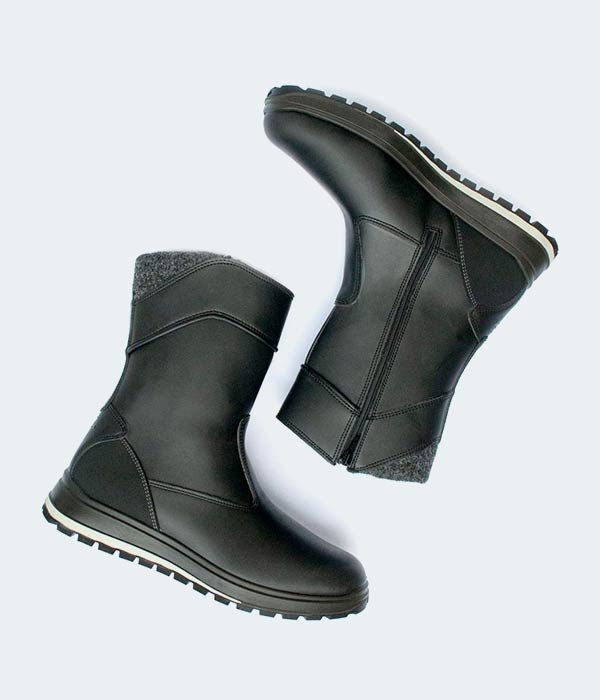 Vegan Waterproof Winter Boots by Will's