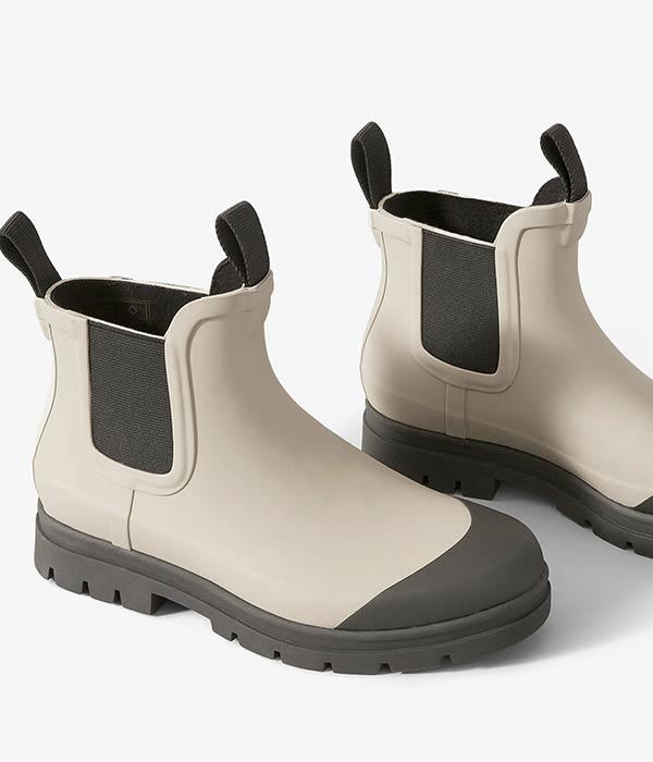 Comfortable Vegan Rain Boot