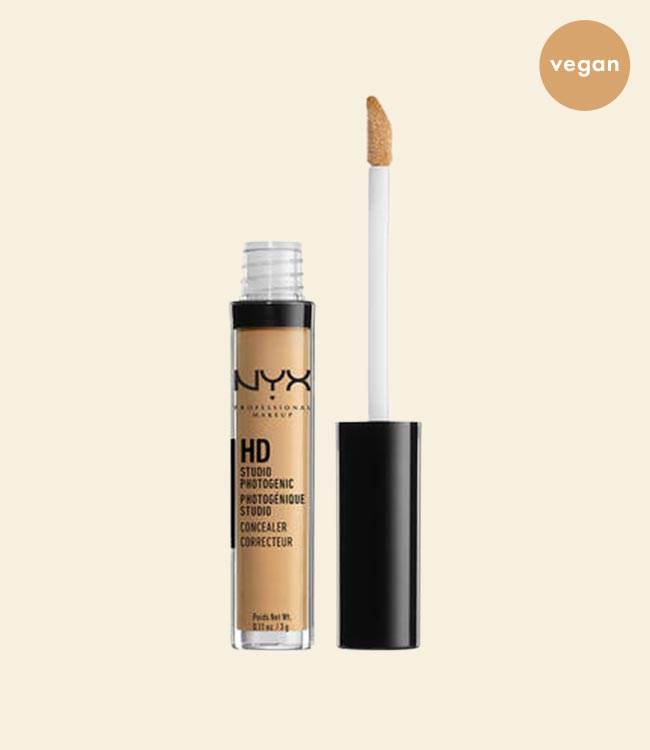 NYX HD Photogenic Concealer Wand is Vegan!