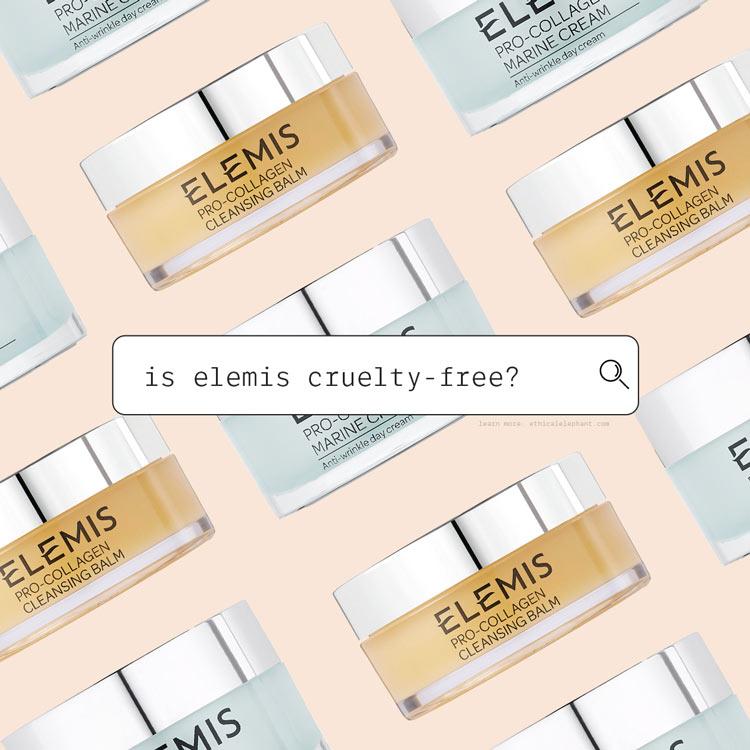 Is ELEMIS Cruelty-Free?