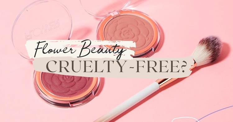 Is Flower Beauty Cruelty-Free?