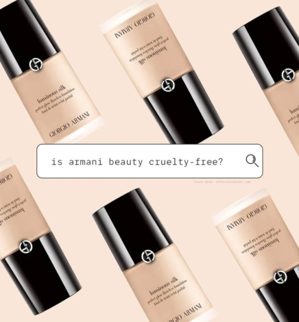 Is Giorgio Armani Cruelty-Free in 2020? (What You Need To Know Before You Buy!)