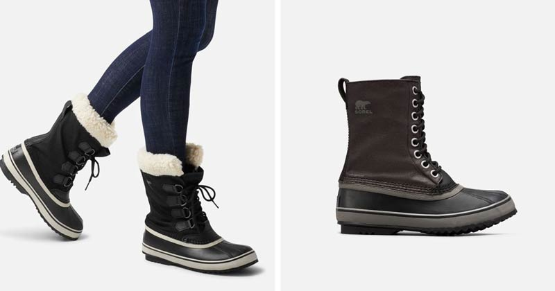 Which Sorel Boots are Vegan?