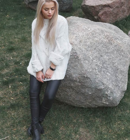 6 of the Best Faux & Vegan Leather Leggings You Need In Your Wardrobe