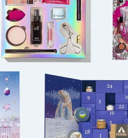 2020 Cruelty-Free Beauty & Makeup Advent Calendars (Vegan Options Too!)
