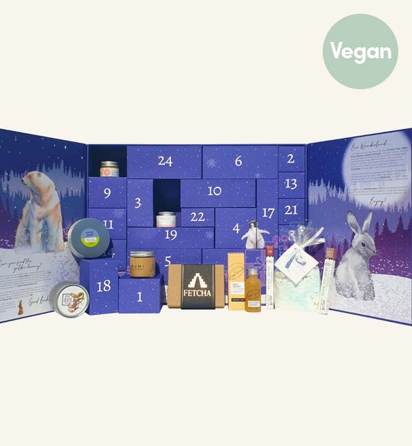 Freedm Street - 2020 Vegan Advent Calendar
