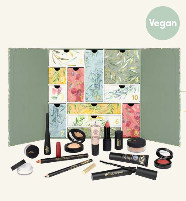 12 Days Of Natural Beauty Advent Calendar