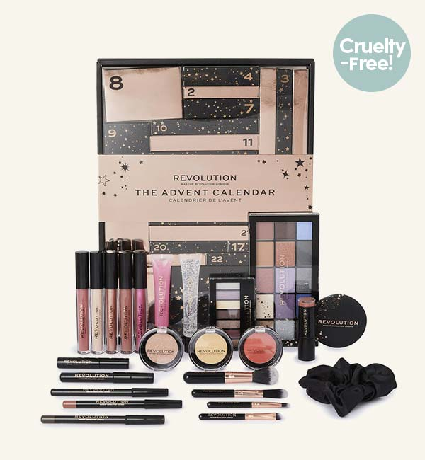 Makeup Revolution Advent Calendar 2020