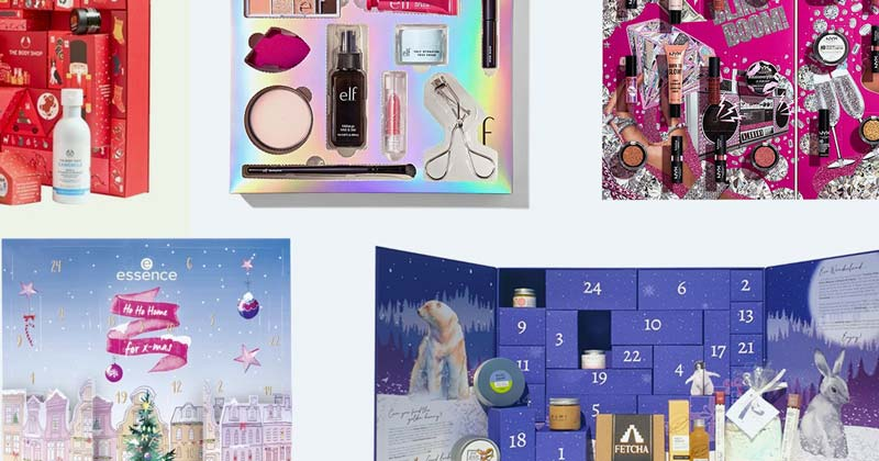 Cruelty-Free Beauty & Makeup Advent Calendars of 2020