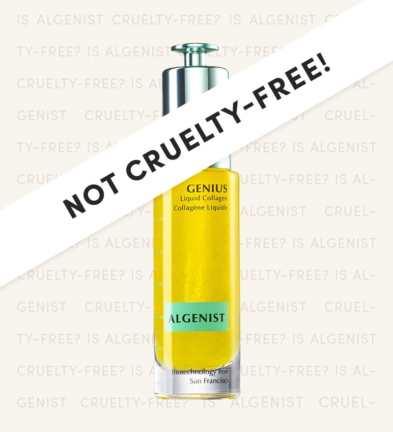 Is Algenist Cruelty-Free?