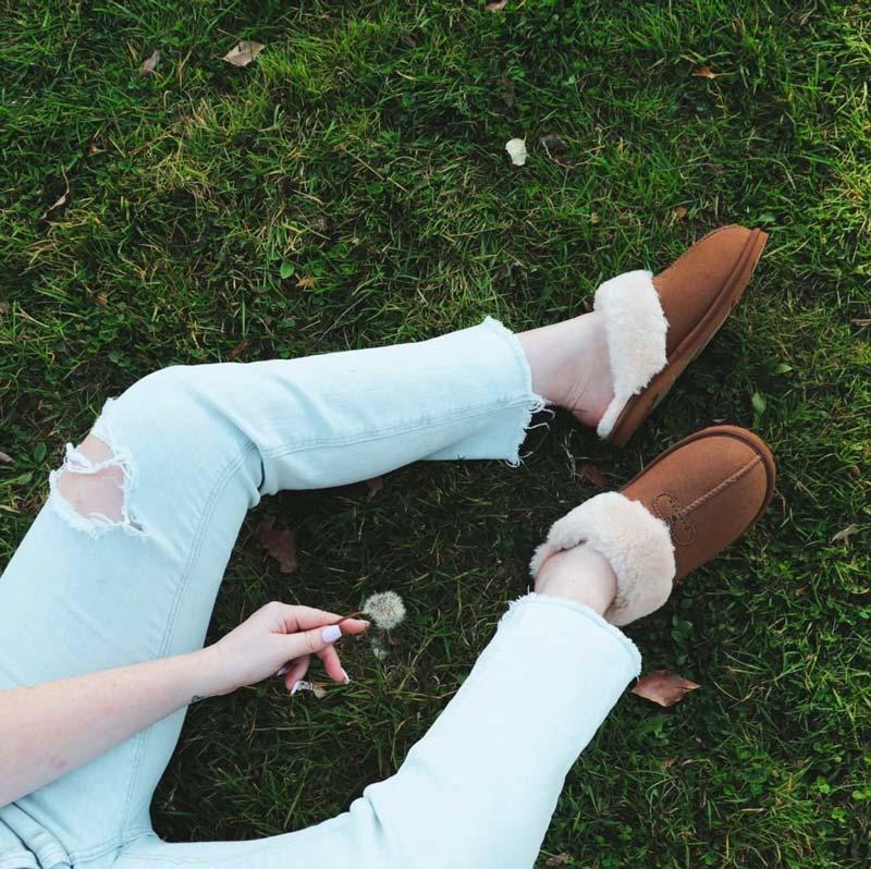 Bearpaw Vegan Slippers
