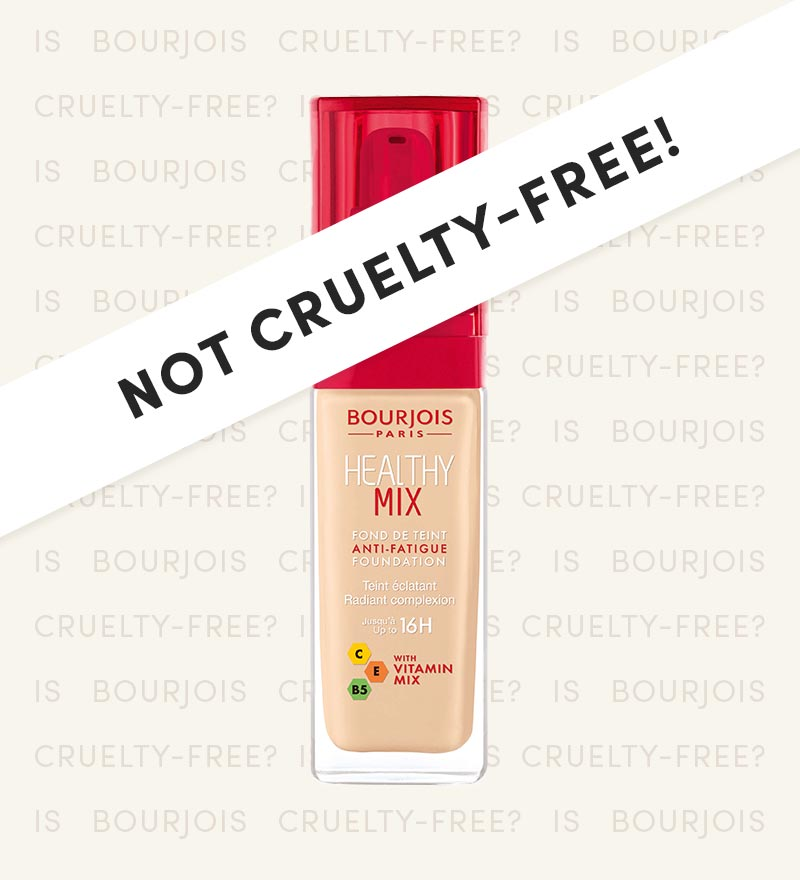 Is Bourjois Cruelty-Free?