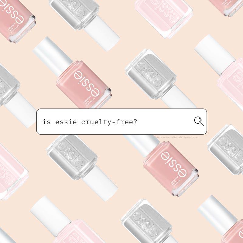 Is Essie Cruelty-Free?