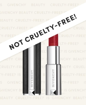 Is Givenchy Cruelty-Free in 2020? (What You Need To Know Before You Buy!)