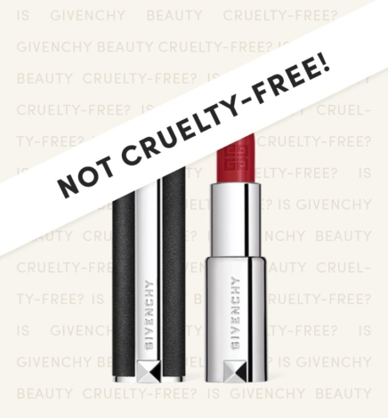Is Givenchy Cruelty-Free in 2021? (What You Need To Know Before You Buy!)