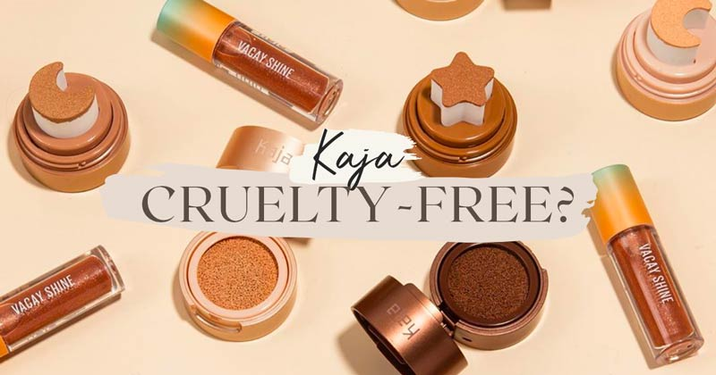 Is Kaja Cruelty-Free?