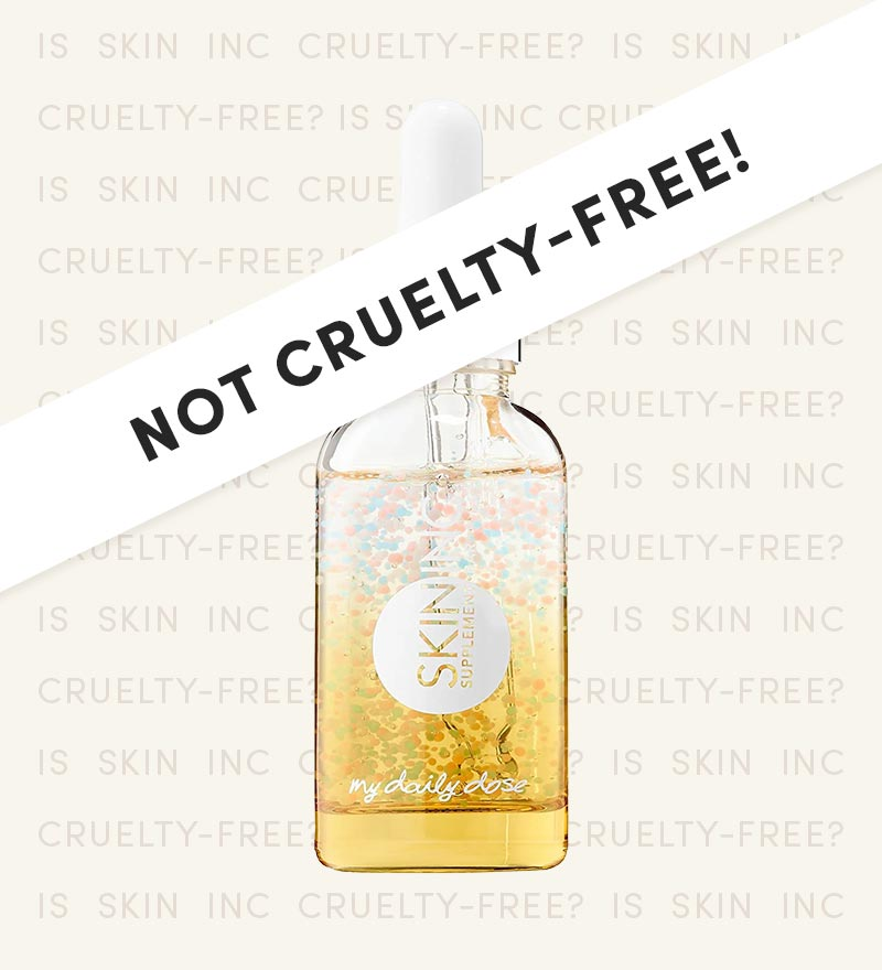 Is Skin Inc Cruelty-Free?
