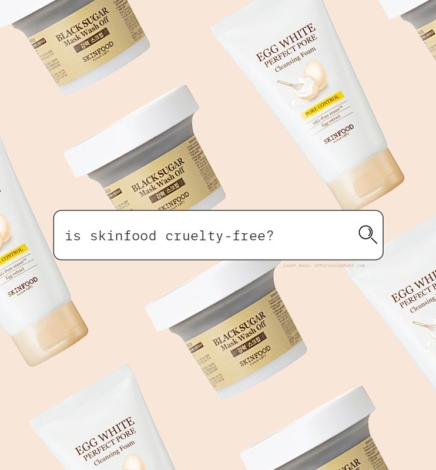 Is Skinfood Cruelty-Free in 2021? (What You Need To Know Before You Buy!)