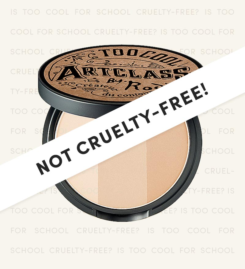 Is Too Cool For School Cruelty-Free?