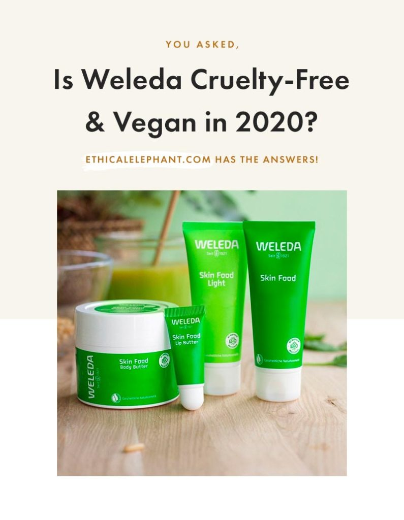 Is Weleda Cruelty-Free & Vegan?