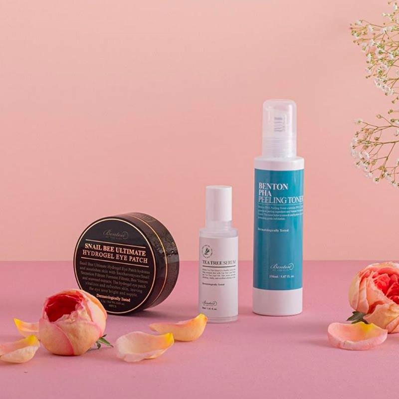 Benton - Cruelty-Free Korean Skincare Brand