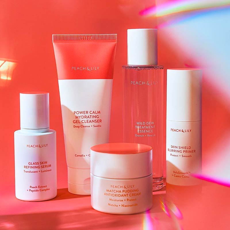 Peach & Lily - Vegan Korean Skincare Brand