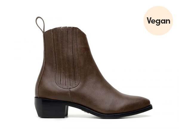 Western Vegan Boots 'Marcela'