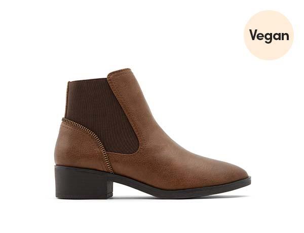 'Samie' Vegan Ankle Boot