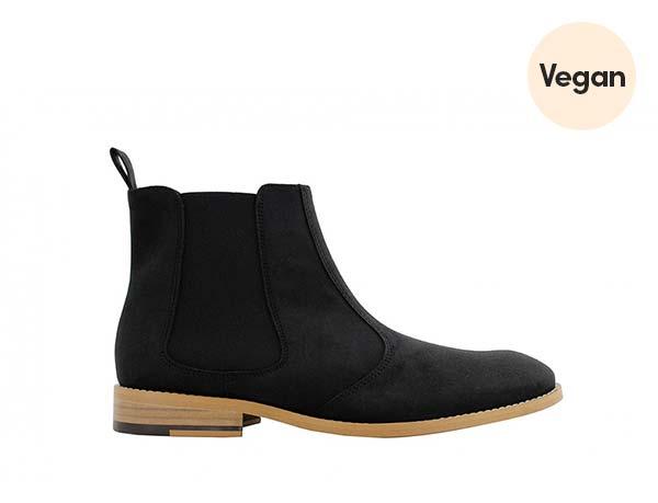 Vegan Chelsea Boot Men's by FAIR