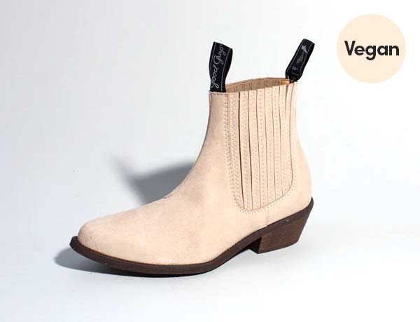 Low Top Vegan Cowboy Boots 'Duke'