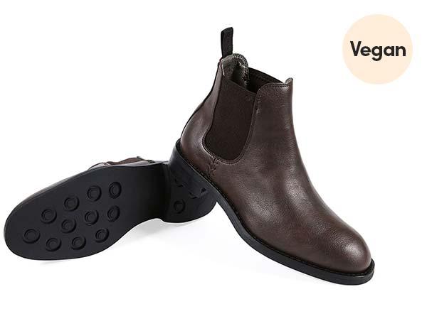 Waterproof Vegan Chelsea Boots