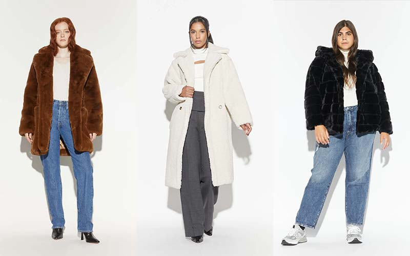 Apparis - Vegan Fur Coats & Outerwear