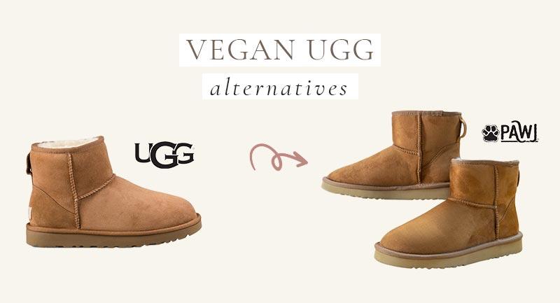 Guide to: Vegan UGG Alternatives in