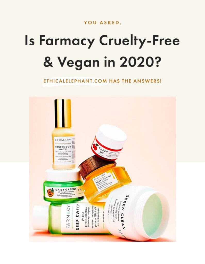 Is Farmacy Cruelty-Free & Vegan?