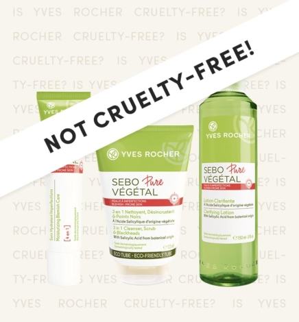 Is Yves Rocher Cruelty-Free in 2021? (What You Need To Know Before You Buy!)