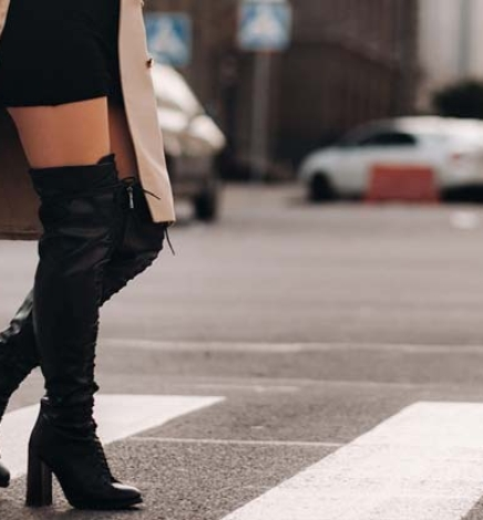 13 Fashionable & Fabulous Over the Knee Vegan Boots for Fall 2020